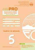 CESPRO. Cuaderno de aplicación 5. (1 cuadernillo y corrección)