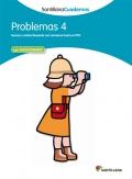 Problemas 4. Santillana Cuadernos. 2º y 3º Primaria