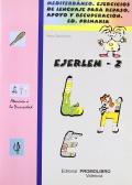 EJERLEN - 2. Mediterráneo. Ejercicios de lenguaje para repaso, apoyo y recuperación. 2º Educación Primaria.