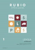 Lengua Evolución . Iniciación a la lectura y escritura ( Paquete del 1 al 6)