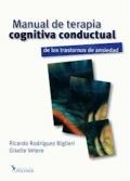 Manual de terapia cognitiva conductual de los trastornos de ansiedad