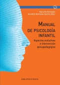 Manual de psicología infantil. Aspectos evolutivos e intervención psicopedagógica
