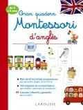 Gran quadern Montessori d'anglès (de 3 a 6 anys)