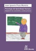 Psicología del aprendizaje humano: adquisición de conocimiento y cambio personal.