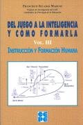 Del juego a la inteligencia:3. Instrucción y formación humana.