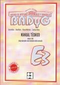 BADYG E3, Bateria de Aptitudes Diferenciales y Generales. Manual técnico