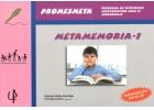 Meta - memoria / 1. Programa de estrategias metacognitivas para el aprendizaje.