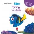 Dory es valiente. Un libro sobre el miedo. Disney emociones