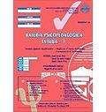 Cuadernillo y corrección de bateria psicopedagógica EVALÚA-3.