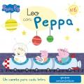 Leo con Peppa Nº6. Un cuento para cada letra: grupos consonánticos