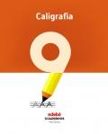 Caligrafía 9. Cuadernos primaria