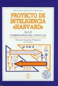 Proyecto de inteligencia Harvard. Serie II. Comprensión del lenguaje. Material de apoyo para el alumno E.S.O (12-16 años)