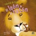 El león y el ratón. Fábulas de Esopo