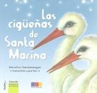 Las cigüeñas de Santa Marina. (Incluye CD)
