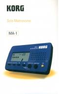 Metrónomo Digital Korg MA-1