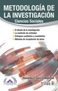 Metodología de la investigación. Ciencias Sociales
