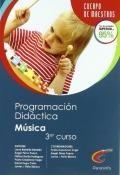 Programación didáctica. Música. 3er. Curso. Cuerpo de maestros.