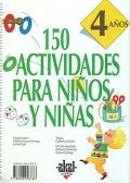 150 actividades para niños y niñas de 4 años.