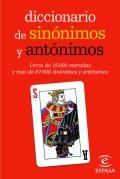 Diccionario de sinónimos y antónimos Formato mini