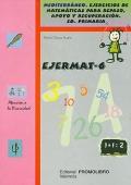 EJERMAT - 6. Mediterráneo. Ejercicios de matemáticas para repaso, apoyo y recuperación. Educación Primaria.