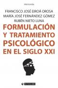 Formulación y tratamiento psicológico en el siglo XXI
