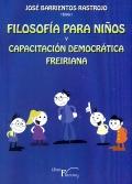 Filosofía para niños y capacitación democrática freiriana.