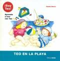 Teo en la playa ¡Soy Teo! Aprende a leer con Teo