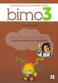 Bimo 3. Discapacidad intelectual ( Síndrome de Down ). Bimo aprende con Adriana a relacionarse con igualdad.