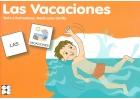 Las vacaciones. Colección pictogramas 19.