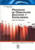 Programa de orientación educativa y sociolaboral ( libro del profesor ).