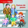 Tus primeros libros de TEO. Vamos de paseo