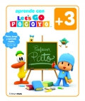 Aprende con Let´s Go Pocoyo. Libro de actividades + 3.