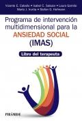 Programa de intervención multidimensional para la ansiedad social (IMAS) Libro del terapeuta