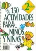 150 actividades para niños y niñas de 2 años.