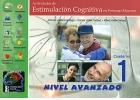 Actividades de estimulación cognitiva en personas mayores. Nivel avanzado. Cuaderno 1.