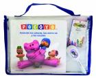 Paquete Aprende los colores, los números y las vocales con Pocoyó