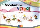 Vocabulario visual. 1 cuaderno y tarjetas. Acciones