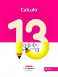 Cálculo 13. Cuadernos primaria