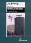 Psicología del aprendizaje universitario: la formación en competencias.