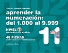 Colección estimular y aprender. Aprender la numeración: del 1000 al 9.999. Nivel 11.