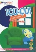 ¡Cu-Cu! ¡Ahí estás tú! Objetos grandes. Baby First ( DVD ).