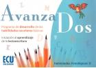 AvanzaDos. Programa para el desarrollo de las habilidades escolares básicas. Iniciación al aprendizaje de la lectoescritura. Habilidades fonológicas 2.