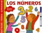 Los números. ¡Un libro pizarra!
