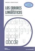 Los errores lingüísticos. Pautas de corrección con ejercicios resueltos.