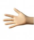 Guantes de latex sin polvo (talla XS)