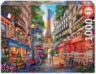 Educa Puzzle 1000 piezas. París, Dominic Davison