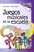 Juegos musicales en la escuela.
