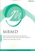 Manual del MBMD, Inventario Conductual de Millon para pacientes con diagnóstico médico.