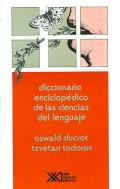Diccionario enciclopédico de las ciencias del lenguaje