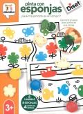 Pinta con esponjas ¿Has pintado flores en el campo?